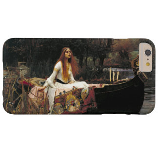 John William Waterhouse-Dame Of Shalott Vintage Barely There iPhone 6 Plus Hülle