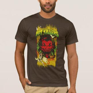 Joker-Retro Comic-BuchMontage T-Shirt