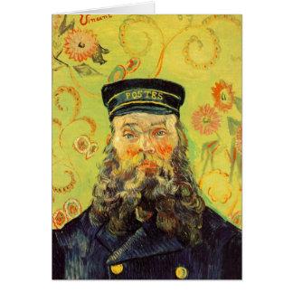 Joseph Etienne Roulin (Briefträger) Karte