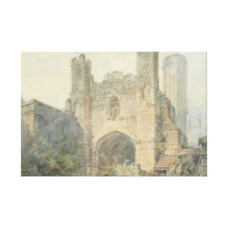 Joseph Mallord William Turner - St Augustine Leinwanddruck