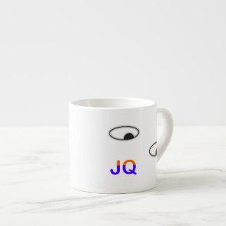 JQ OFFIZIELLE Kaffee-Tasse Espresso-Tasse