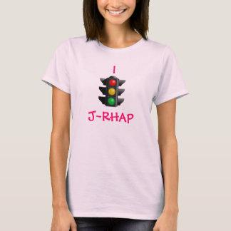 JRHAP Ladie T-Stück T-Shirt