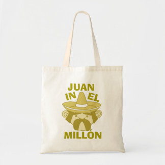 Juan in EL Million Tragetasche