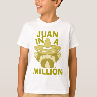 Juan in Million T-Shirt