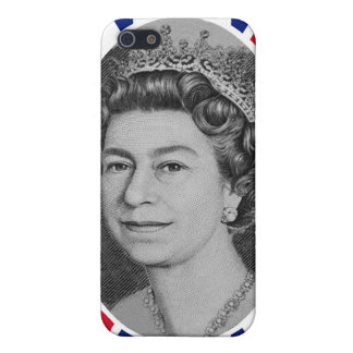 Jubiläum-Porträt iPhone der Königin-Elizabeth Hülle Fürs iPhone 5