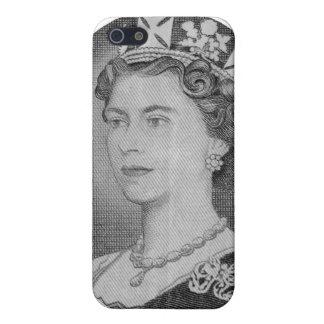 Jubiläum-Porträt iPhone der Königin-Elizabeth iPhone 5 Case