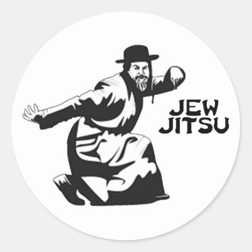 Jude Jitsu Aufkleber