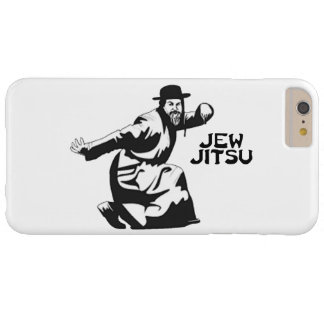 Jude Jitsu Barely There iPhone 6 Plus Hülle
