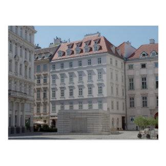 Judenplatz, Wien Österreich Postkarte