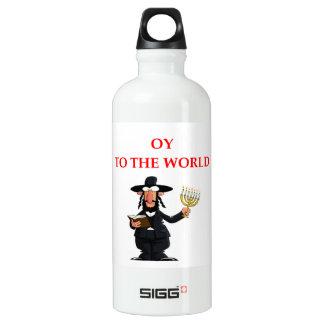 jüdisch wasserflasche