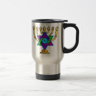 Jüdische Feiertags-Familie Reisebecher