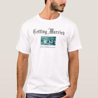Jüdische Hochzeit T-Shirt