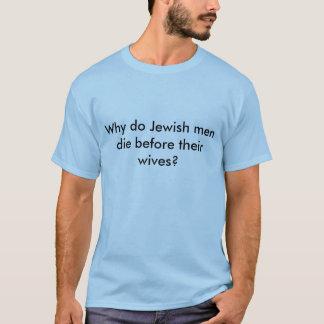 Jüdische Männer und Heirat T-Shirt