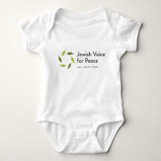 Jüdische Stimme für Baby Strampler