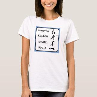Jüdische Übung T-Shirt