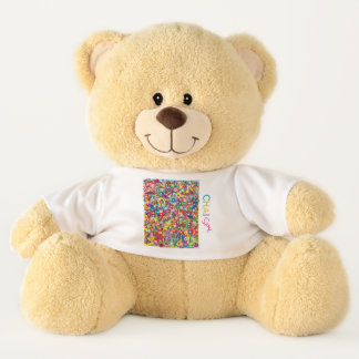 Jüdischer Alphabet-Teddybär