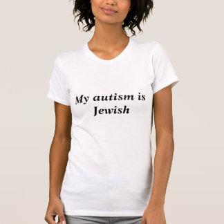 Jüdischer Autismus T-Shirt