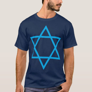 jüdischer Stern T-Shirt