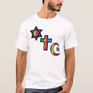 Jüdisches - christlich - islamisches T-Shirt