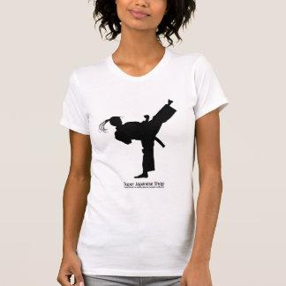 Jujutsu Mädchen und Diagramm T-Shirt