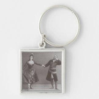 Julia und Felix Kschessinsky im mazu Schlüsselanhänger
