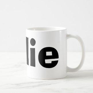 Julie Kaffee Tasse
