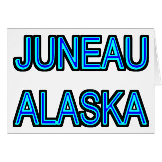 Juneau Alaska Karte
