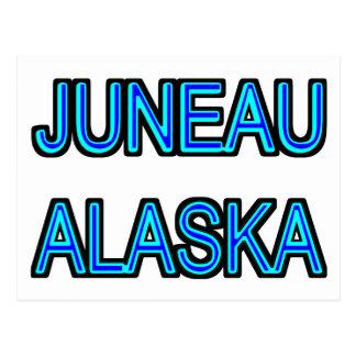 Juneau Alaska Postkarte