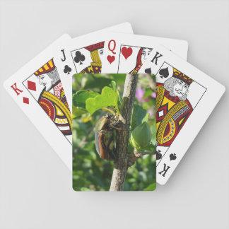 JuneBug Spielkarten