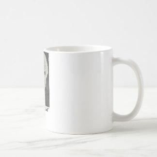 Jung am Herzen Kaffeetasse