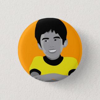 Junge Runder Button 3,2 Cm