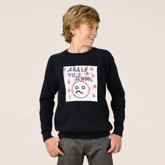 "Jungen-T - Shirt ""wieder zur Schule """
