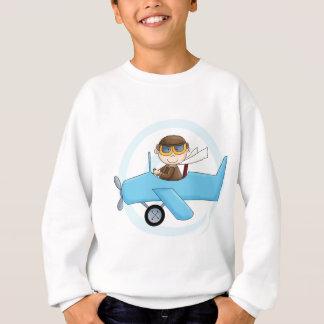 Jungen-Versuchst-shirts und Geschenke Sweatshirt