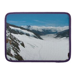 Jungfrau Berg, Schweizer Alpen - Macbook Prohülse Sleeve Für MacBook Pro
