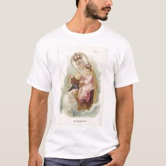 Jungfrau Mary mit Christus-Kind T-Shirt