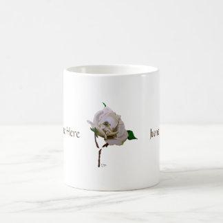 Juni: Perlen-Rosen-personalisierte Tasse