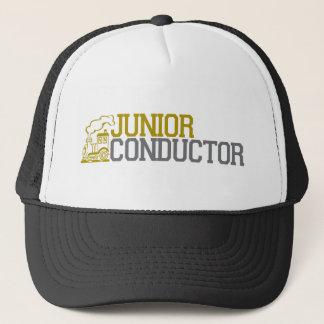 Juniorzug-Leiter Truckerkappe