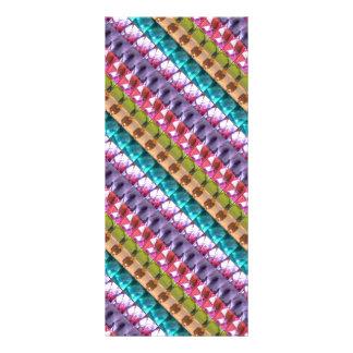 Juwel perlt die Kristall-Steine, die Sammlung 12,2 X 22,9 Cm Kartendruck