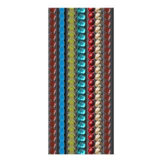 Juwel perlt die Kristall-Steine, die Sammlung Individuelle Werbe Karte