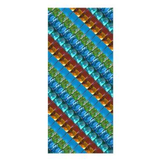 Juwel perlt die Kristall-Steine, die Sammlung Karten Druck