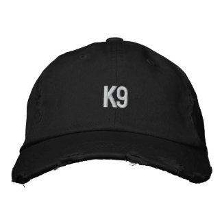 k9 gestickter Hut Bestickte Caps