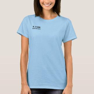 K. Farr, Leutnant T-Shirt