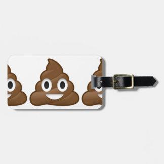 kacken Sie emoji Adress Schild