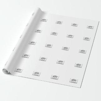 KACKEN Sie Material - Geschenkpapier