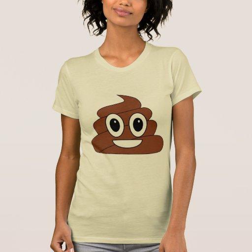 Kacken Sie smiley T-shirt