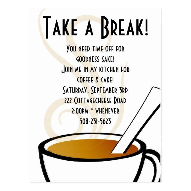 einladung zu kaffee und kuchen vorlage – appetitlich foto-blog für sie, Einladung