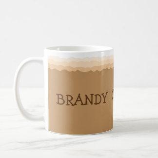 Kaffee-geheime Weinbrand-Tarnung Tasse