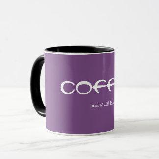 Kaffee gemischt mit Liebe… Tasse