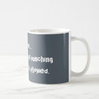 Kaffee-Kehle-Durchschlags-Tasse Tasse