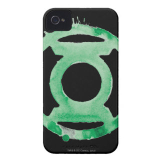 Kaffee-Laternensymbol - Grün iPhone 4 Etuis